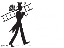 The Soot Slayer Logo